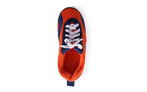 Feet Happy and Slippers Mens Womens Around NCAA College Tigers Auburn All 1TTESdwxrn
