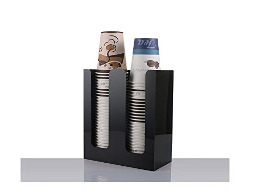SMKF Coffee Cup&Lid Sleeve Dispenser Cup holder (double)