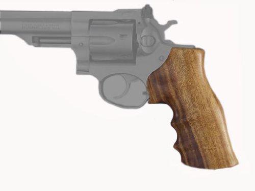 Hogue Ruger Gp100/Super Redhawk Goncalo Premium Wood Grips
