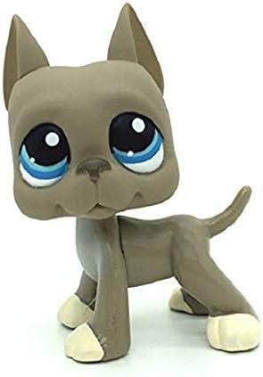 elegir su gato para ni/ños regalo 1pc Pet Shop juguetes LPS raras de pie forma m/áscara de gato de pelo corto