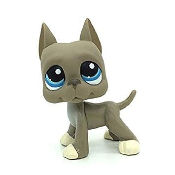 Pet Shop Juguetes LPS Raras de pie Forma máscara de Gato de ...