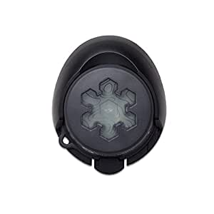 Snowcookie Smart Ski System (Black, Small)