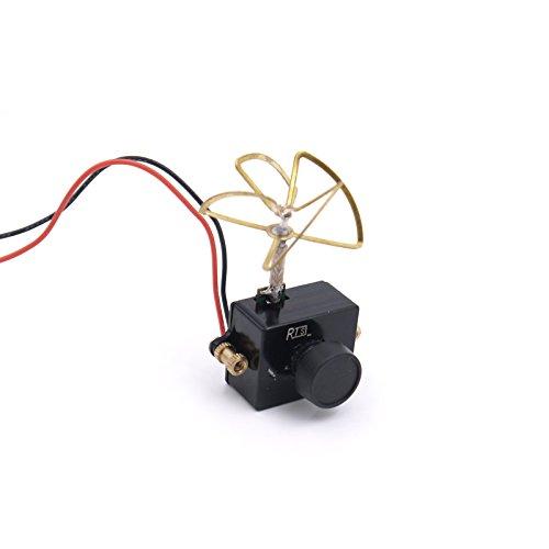 5.8G 48CH 25MW VTX 1000TVL FPVカメラ内蔵FPV用RCトランスミッタミニQX 95 110 80 Q100クアドコプター屋内