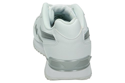 Reebok Bs5819, Zapatillas de Trail Running para Mujer Blanco (White /             White /             Silver Met)