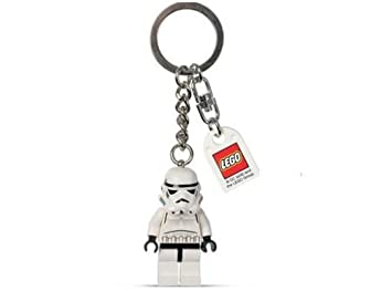 Lego Star Wars Stormtrooper Key Chain Amazoncouk Toys Games
