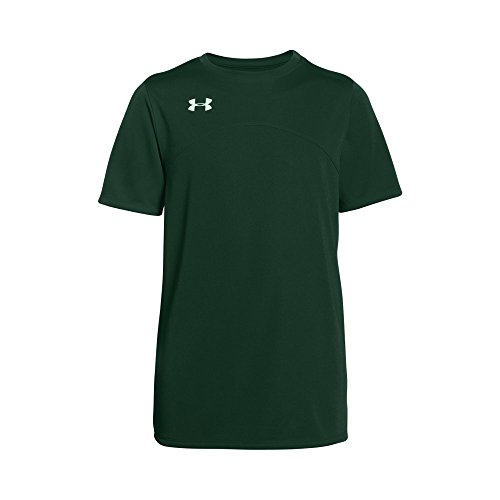 Under Armour UA Golazo Soccer Jersey YSM Forest Green