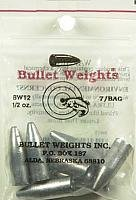 Bullet Weight BW12 Worm Weight
