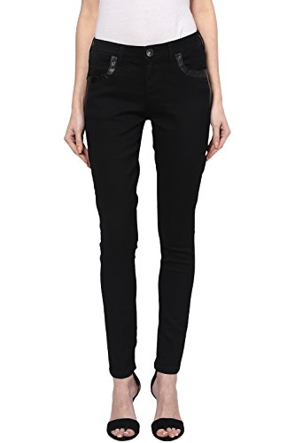 SF Jeans by Pantaloons Women's Denim Jeans_Black_26-SPL