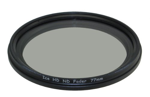 ICE HD 77mm Vari ND 77 MC Filter EZ Clean 16 Layer Multi-Coated Fader by Ice