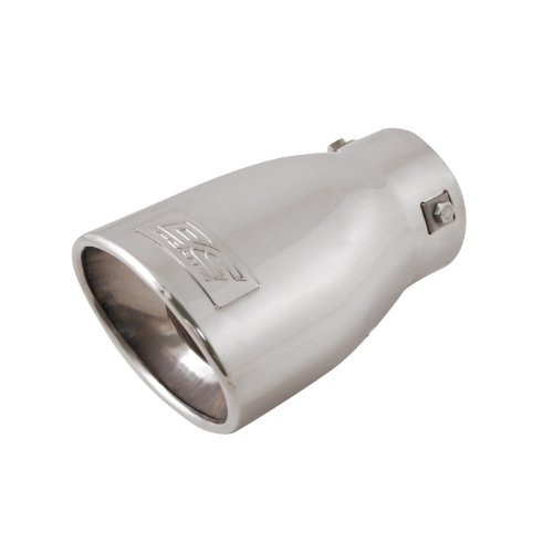 DC Sport EX-1017 Stainless Steel Slant Cut Bolt-on Exhaust Tip