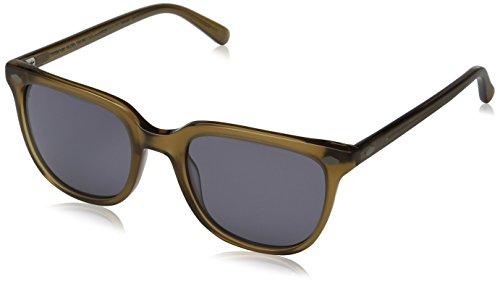 Raen Arlo Wayfarer Sunglasses, Kelp, 53 - Raen Sunglasses