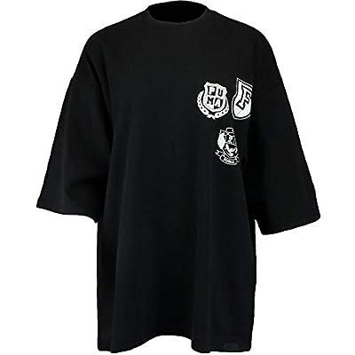 PUMA Womens Fenty by Rihanna Short Sleeve Crew Neck Tee Casual Tops T-Shirt,