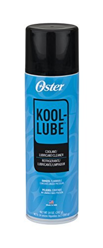 Oster Kool Lube III Spray Coolant, 14-ounces by Oster