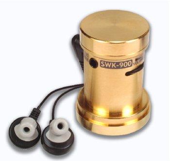 コンクリートマイク/アンプ&マイク一体型超小型マイク/水道管検査・騒音被害に[SWK-900]の商品画像