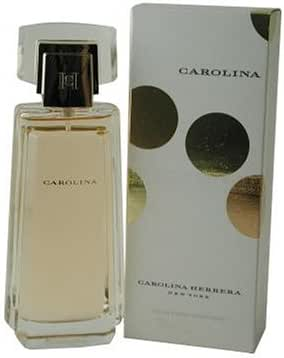 Carolina By Carolina Herrera For Women. Eau De Toilette Spray 3.4 Ounces