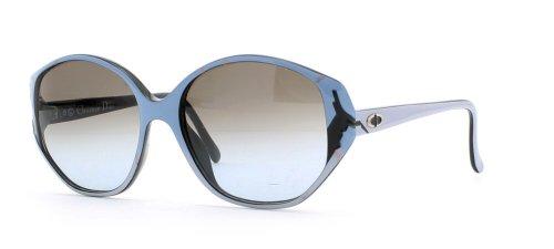 Christian Dior 2384 50 Blue Authentic Women Vintage - Christian Dior Vintage Sunglasses