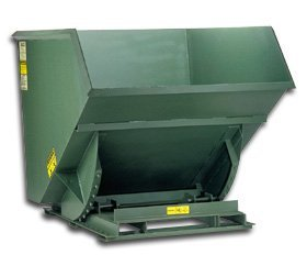 Small Product Image of Jesco Self Dumping Hoppers (Stackable) – 7 Ga.