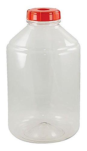 Home Brew Ohio - HOZQ8-1219 Fermonster 6 gal Fermenter (Color: Clear)