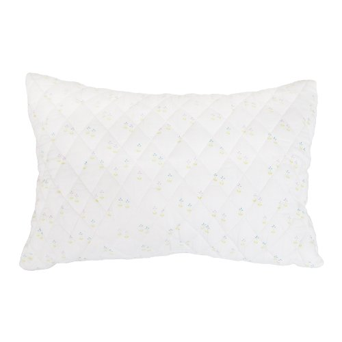 Auggie Quilted Voile Pillow Cover, Milly, 12