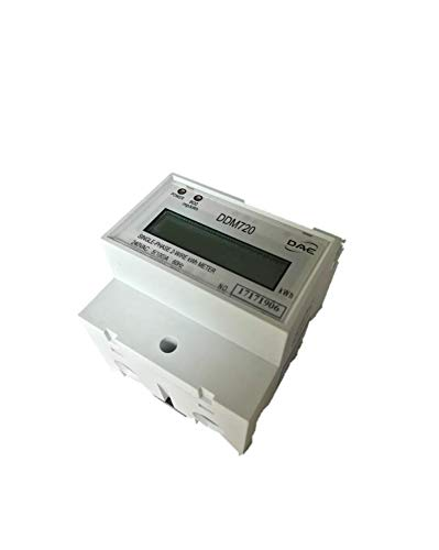 DAE DDM720 240V kWh Meter, 100 Amp, Internal CT, 60 Hz, Hot Wire Pass Through by DAE (Image #2)
