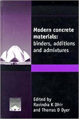 Modern Concrete Materials: Binders, Additions & Admixtures
