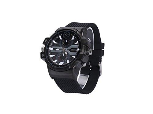 腕時計型ビデオカメラ TEM-543 高画質2.3K録画 ナイトビジョン 超小型カメラ   B07L9S8D9N
