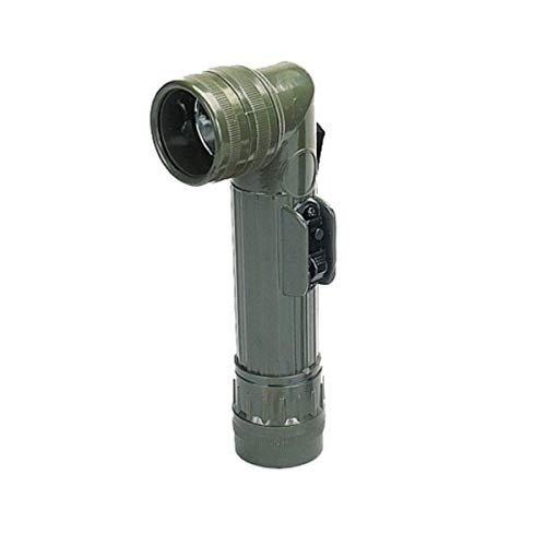 CAO outdoor product Angle Head Flashlight G.I.Type D Cell Olive Drab