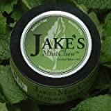Jake's Mint Chew - Spearmint - 10 pack - Tobacco & Nicotine Free!