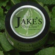 Jake's Mint Chew - Spearmint - 10 pack - Tobacco & Nicotine Free!