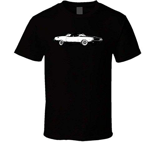Dodge Challenger Rt 426 7 Vintage Car Lover Driver Gift t Shirt for Men