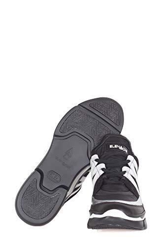 Nero E1700black Donna Iachi Elena Pelle Sneakers Aa8wU4Wqp