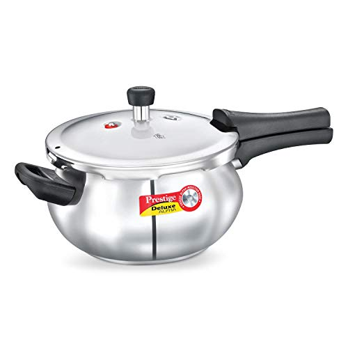 Prestige4.4-Liter Deluxe Alpha Induction Base Stainless