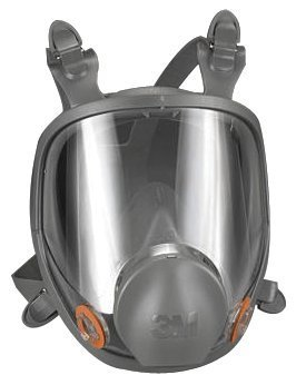 3M OHESD 142-6700 Small Full Face Respirator