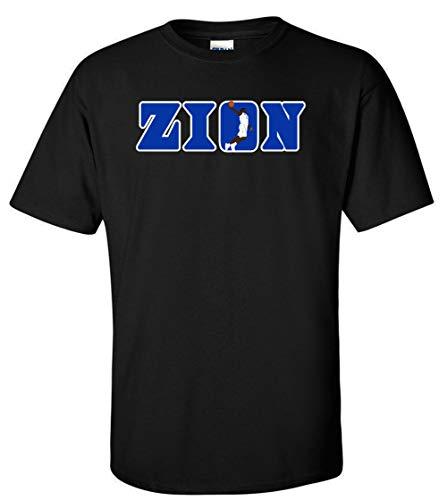 (Black Duke Zion Zion Logo T-Shirt Youth )