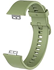 Wristband For Huawei Watch Fit - Light Olive Green