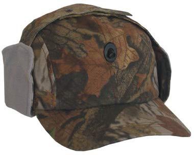 - Head-Lite G2 LED Flap Cap Hands-Free Flashlight - Advantage Timber Camo