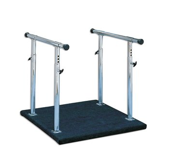 Bailey Platform Mounted Parallel Bars - 3' x 3