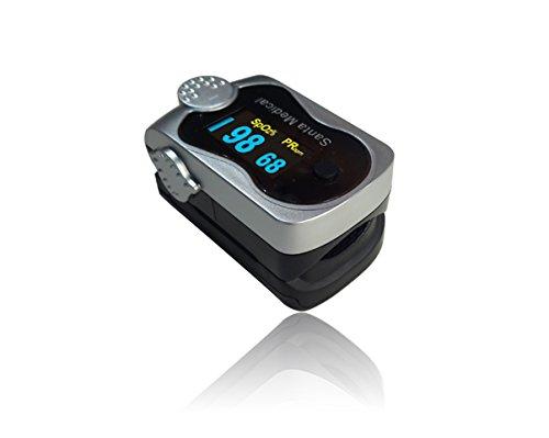 Santamedical-SM-240-OLED-Finger-Pulse-Oximeter