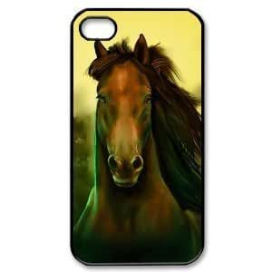 TYH - Hot Horse Case for Iphone 6 4.7 -IPhone 4-PC01546 phone case