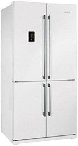 Smeg FQ60BPE frigorifero side-by-side: Amazon.it: Grandi ...