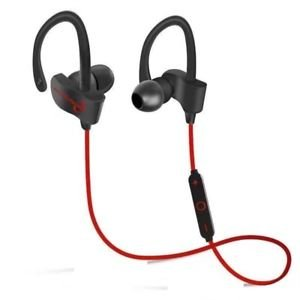 d5ab6c26d69 Image Unavailable. Image not available for. Colour: QC-10 Jogger® Sports  Bluetooth Headset Wireless 4.1 Handfree Stereo Headphone.