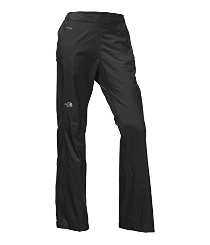 The North Face Women's Venture 2 1/2 Zip Pants TNF Black X-Large 30
