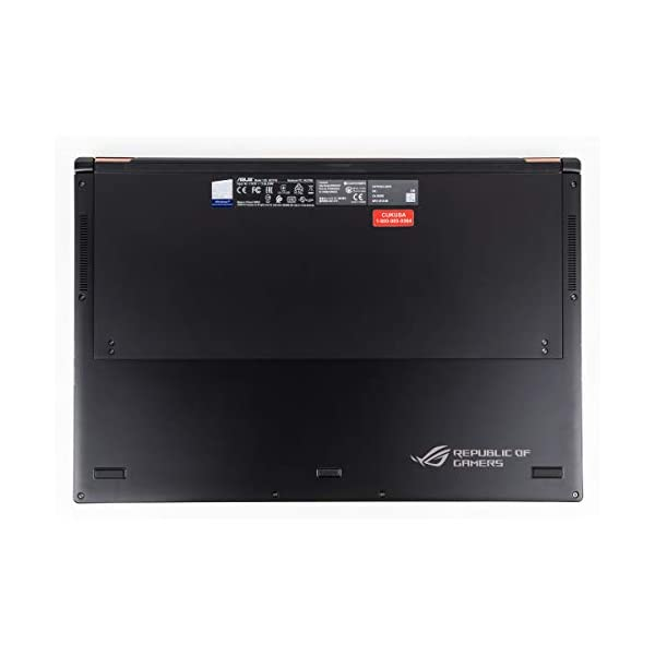 "CUK ASUS ROG Zephyrus S GX701GX Gaming Laptop (Intel i7-9750H, 32GB RAM, 1TB NVMe SSD, NVIDIA GeForce RTX 2080 8GB Max-Q, 17.3"" FHD 300Hz 3ms G-SYNC, Windows 10 Pro) Gamer Notebook Computer 6"