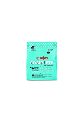 Sojos Complete Natural Freeze-Dried Natural Raw Dehydrated Grain-Free Dog Food