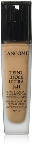 Lancome Teint Idole Ultra 24h Wear and Comfort SPF 15 05 Beige Noisette for Women, 1 Ounce