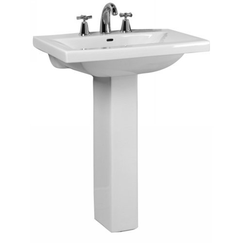 Barclay Mistral 510 Pedestal Lavatory with 1 Hole