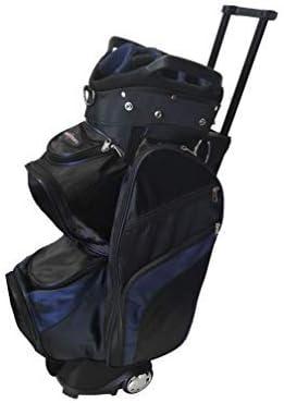 CaddyDaddy Roadrunner Wheeled Cart Golf Bag