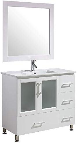 45 All Wood construction Classic Style Brookdale Bathroom Sink Vanity – Model 6275M
