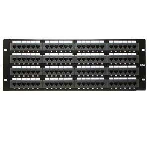 Fuji Labs Cat.6 96Port Patch Panel Rack Mount