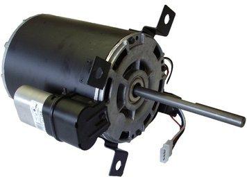 Penn Vent Electric Motor (HF2G043N) 1/2 hp, 2-Speed, 115 ...